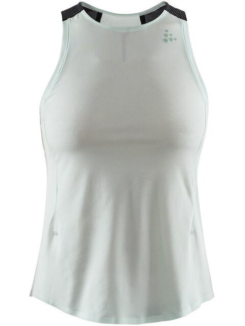 Craft Nanoweight Koszulka do biegania bez rękawów Kobiety turkusowy